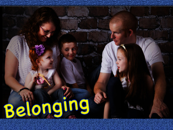 Belonging Picture/Poster