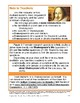 Beloved Bard: More about Shakespeare's Life and Works (7 Pg., Ans. Key Inc., $3)