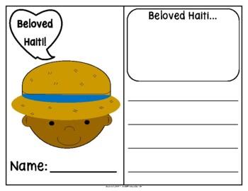 Beloved Haiti: Response to Literature (in English)
