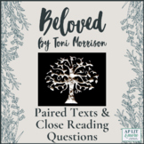 Beloved Paired Texts and Close Reading Questions