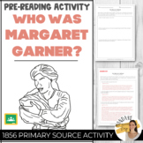 Beloved by Toni Morrison PRE-READING ACTIVITY Who Is Marga