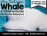 Beluga Whale: A Differentiated Nonfiction Resource for 3rd Grade