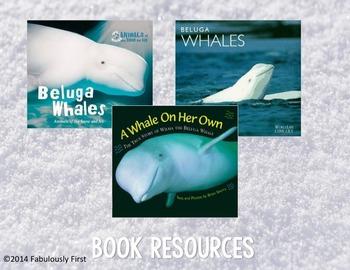 Beluga Whales: Creatures of the Arctic