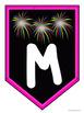 Bem-Vindos (as) Banner - Fogos de Artificio   Welcome Banner in Portuguese