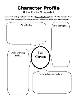 Ben Carson - Novel Study
