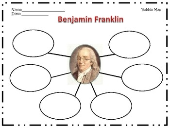Benjamin Franklin Biography | Worksheet | Education.com