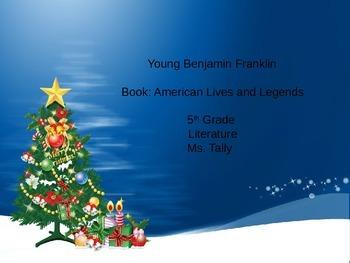 Ben Franklin: American Lives
