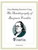 Ben Franklin Close Reading Activity
