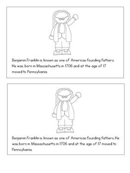 Ben Franklin Emergent Reader