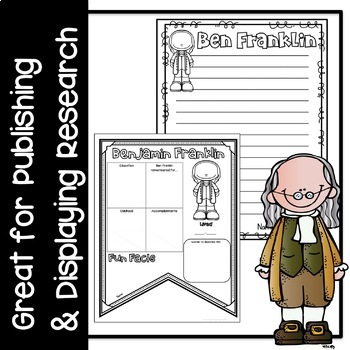 Ben Franklin Flipbook and Research Resources