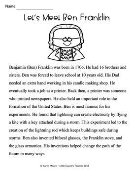Ben Franklin Mini Unit