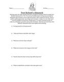 Ben Franklin & Poor Richard's Almanack