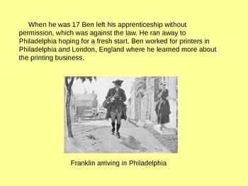 Ben Franklin PowerPoint