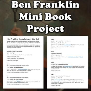 Ben Franklin Project (Benjamin Franklin)