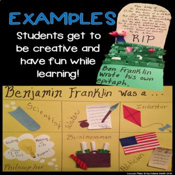 Ben Franklin Success Hands-On Activity