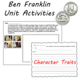 Ben Franklin Unit Activities and Worksheets