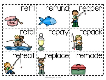 Prefixes {re & un} Simple Centers and Games