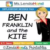 Reading Street, BEN FRANKLIN AND HIS FIRST KITE, Teacher P