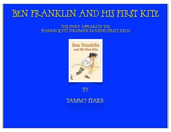 Ben Franklin and His First Kite from the Scott Foresman Reading Series