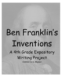 Ben Franklin's Inventions: Expository Writing