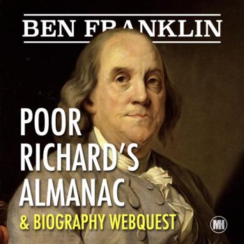 BEN FRANKLIN: Wit & Wisdom of Poor Richard's Almanac