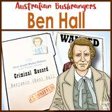 Ben Hall Australian Bushranger Activity Pack