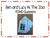 Ben and Lucy At The Zoo - Simple Yes/No Questions