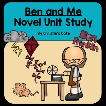 Ben and Me Novel Study