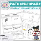 Benchmark - 1st Grade Math Readiness Standards