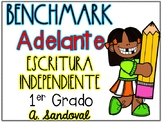 Benchmark Adelante 1st GRADE Writing Journals Units 1-10