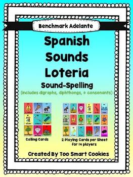 Benchmark Adelante Alphabet Loteria Level 2