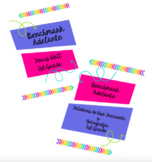 Benchmark Adelante Bundle 1st Grade