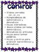 Benchmark Adelante Compatible 1st grade Word Work Centers Unit 8