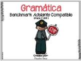 Benchmark Adelante CompatibleGramática