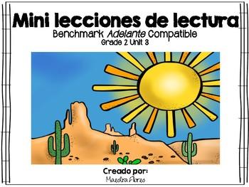 Benchmark Adelante Compatible Lectura