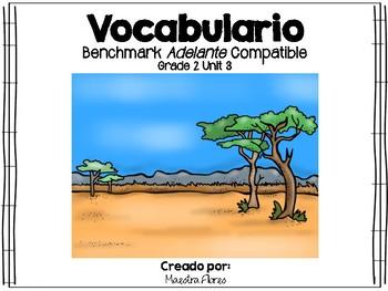 Benchmark Adelante Compatible Vocabulary
