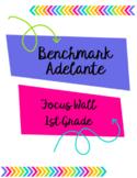 Benchmark Adelante Focus Wall 1st Grade