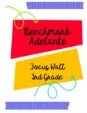 Benchmark Adelante Focus Wall 3rd Grade