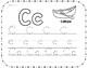 9b. Benchmark Adelante Handwriting Level 1 **Spanish Alphabet**