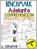 Benchmark Adelante SECOND GRADE UNIT 1 Comprehension Sheets
