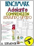 Benchmark Adelante SECOND GRADE UNIT 2 Comprehension Sheets