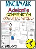 Benchmark Adelante SECOND GRADE UNIT 3 Comprehension Sheets