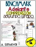 Benchmark Adelante SECOND GRADE UNIT 4 Comprehension Sheets