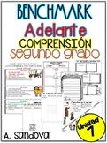 Benchmark Adelante SECOND GRADE UNIT 7 Comprehension Sheets