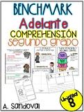 Benchmark Adelante SECOND GRADE UNIT 8 Comprehension Sheets