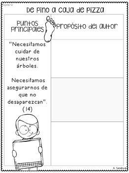 Benchmark Adelante SECOND GRADE UNIT 9 Comprehension Sheets