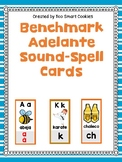 Benchmark Adelante Spanish Sound-Spelling Cards (complete set)