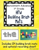 Benchmark Advance 1st Grade HFW Building Brick Mats