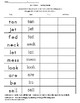 Benchmark Advance 1st Grade Spelling Units 1-10 Printing Practice, ABC Order