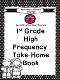 7a. Benchmark Advance 1st Grade Take-Home High Frequency Word Book